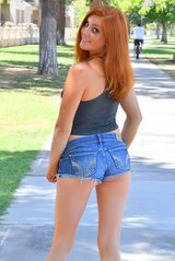 Redhead Babe Jayme